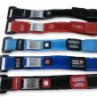 QR-Code polsbandje (Velcro)