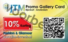 Promo Gallery Card