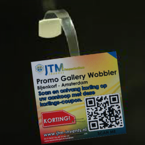 Promo Gallery Wobbler - POS - 769