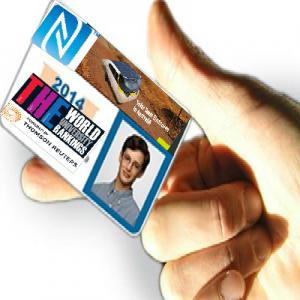 NFC-QR-Code Collegekaarten - 517
