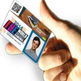 NFC-QR-Code Collegekaarten - 561