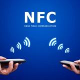 NFC Scan Smartphone