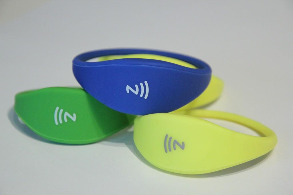 NFC polsbandjes