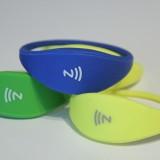NFC Silicone polsbandje 5