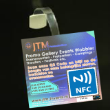 Promo Gallery Wobbler - POS - NFC - 285