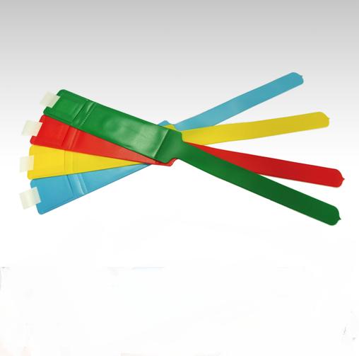 NTAG203 gekleurd wegwerp polsbandje